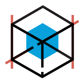 Blockchain program icon