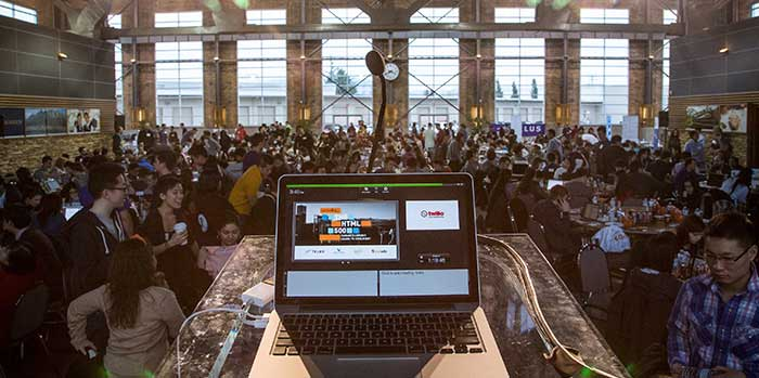 the HTML500 coding bootcamp