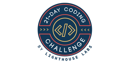 21-Day Coding Challenge
