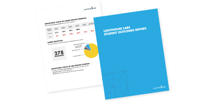 Student Outcomes Report
