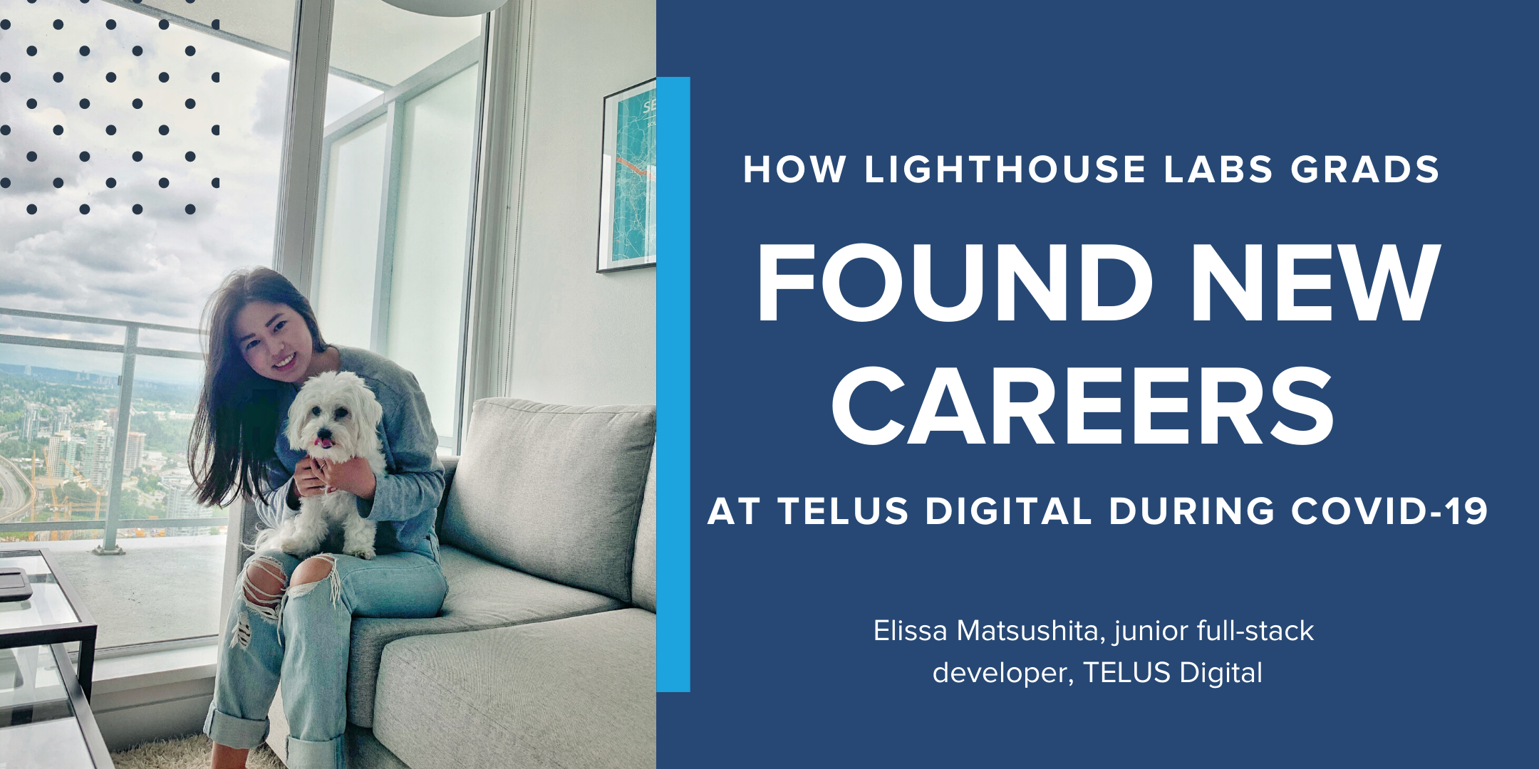 Lighthouse Labs Grads Hired at TELUS