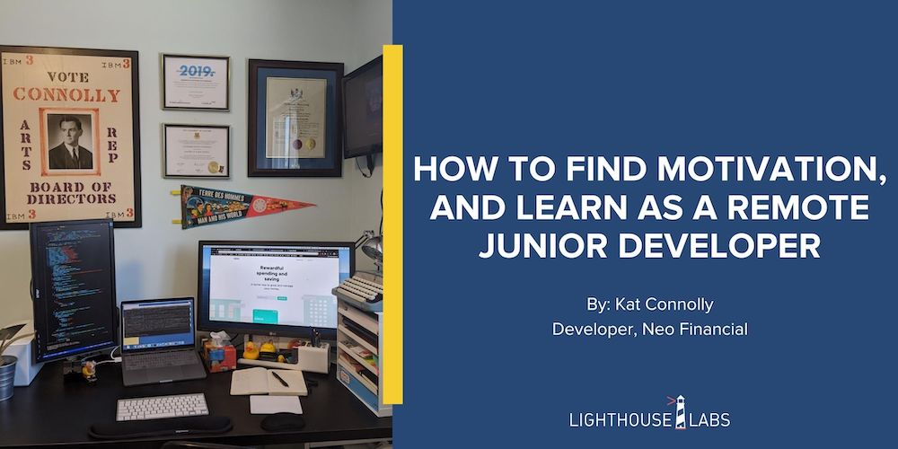 How To Learn As A Remote Junior Developer