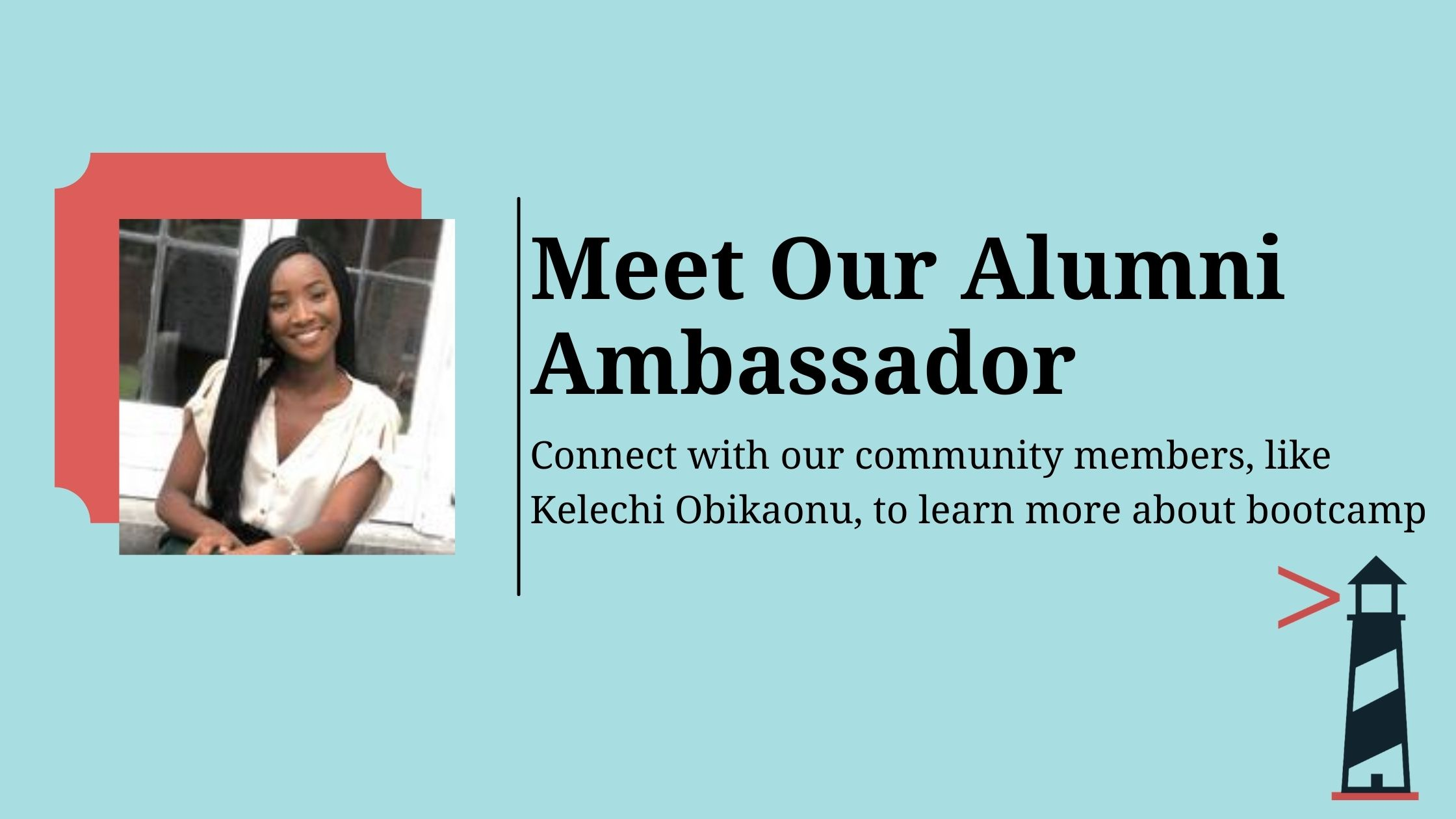 Meet our alumni ambassador  2